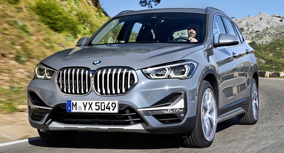 BMW X1 Crossover! Goes Front Wheel