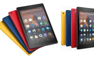 Amazon Fire Tablets Updated! More Storage and Powerful