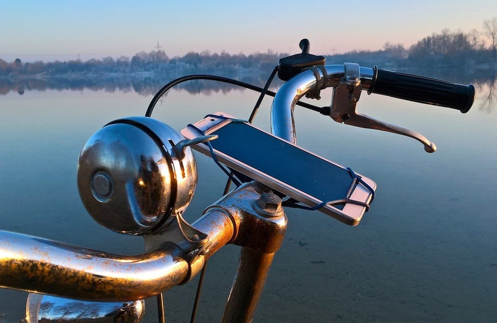 The Best Bike SmartPhone Mount! Whats Your's