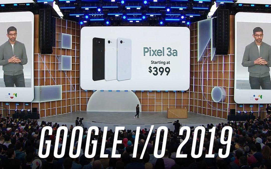Google I/O 2019 Event
