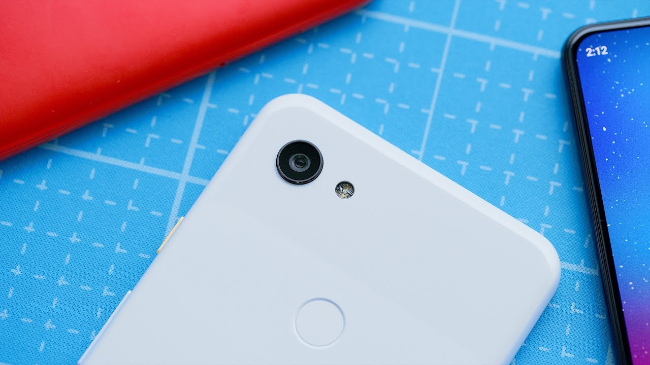 What about new Google Pixel 3a?