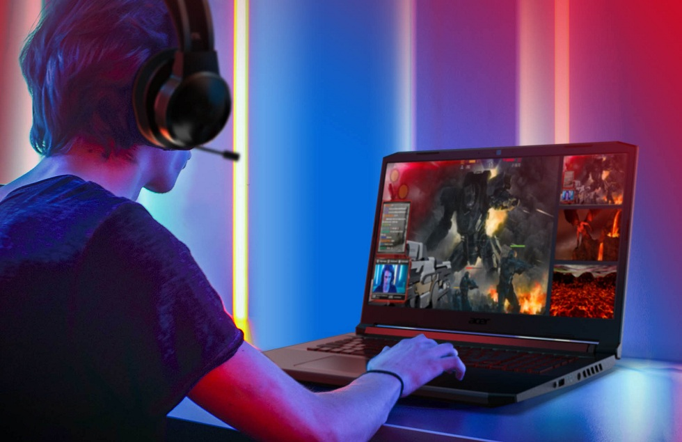 Acer's Nitro 5 and Swift 3 Laptops! Game On