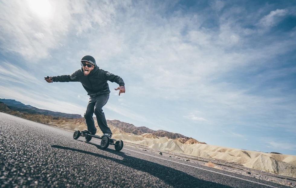 Evolve's new GTR Series electric skateboards