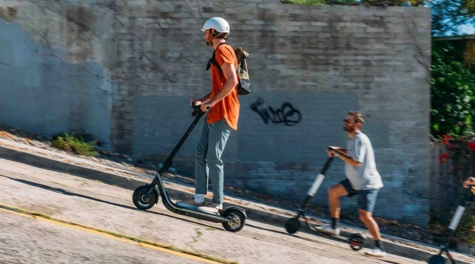 The Next Electric Scooter! Boosted Rev