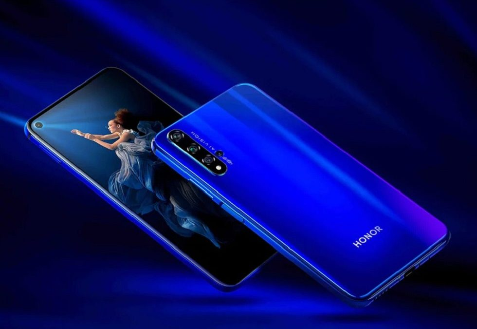 Honor 20 Series! The Competitor