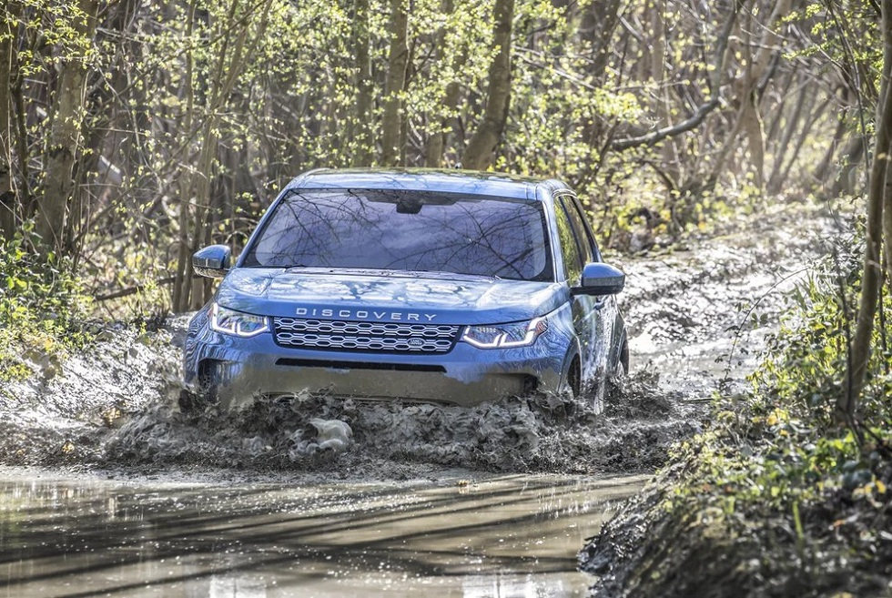 Land Rover 2020 Discovery Sport! Mild-Hybrid Powertrain