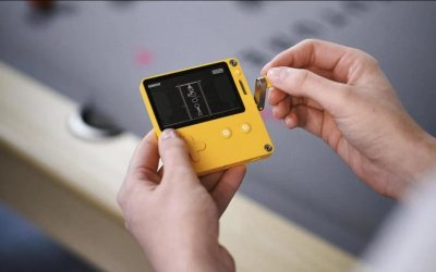 Playdate Tiny Game Console! People Got Crazy