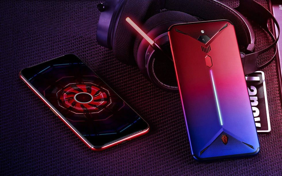 Nubia's Red Magic 3! The Beast