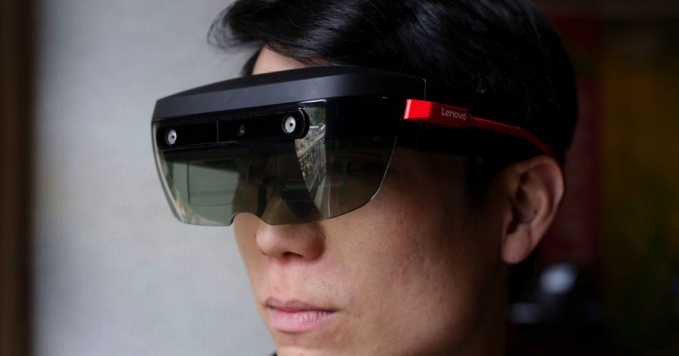 Lenovo launches ThinkReality AR and VR Headset