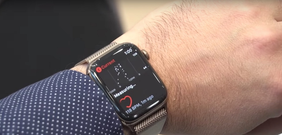 Google Fit in iOS with Apple Watch Support