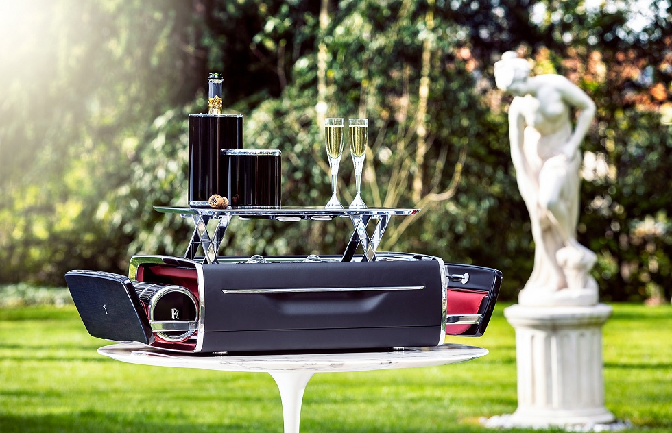 Rolls-Royce Champagne Chest! Luxurious but Expensive