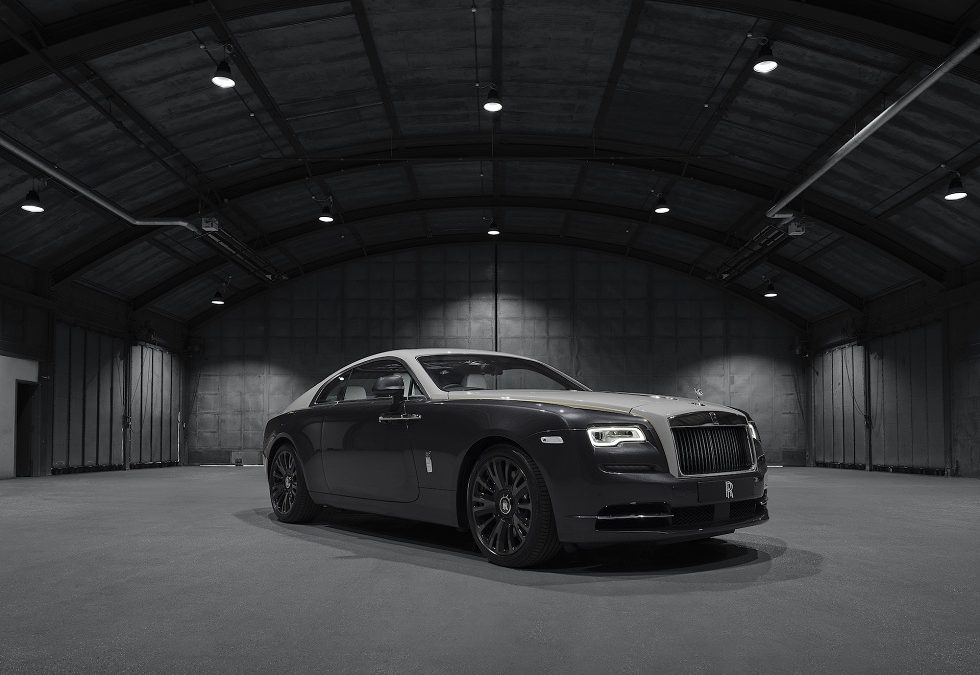 Rolls Royce Wraith Eagle VIII! The Stunning