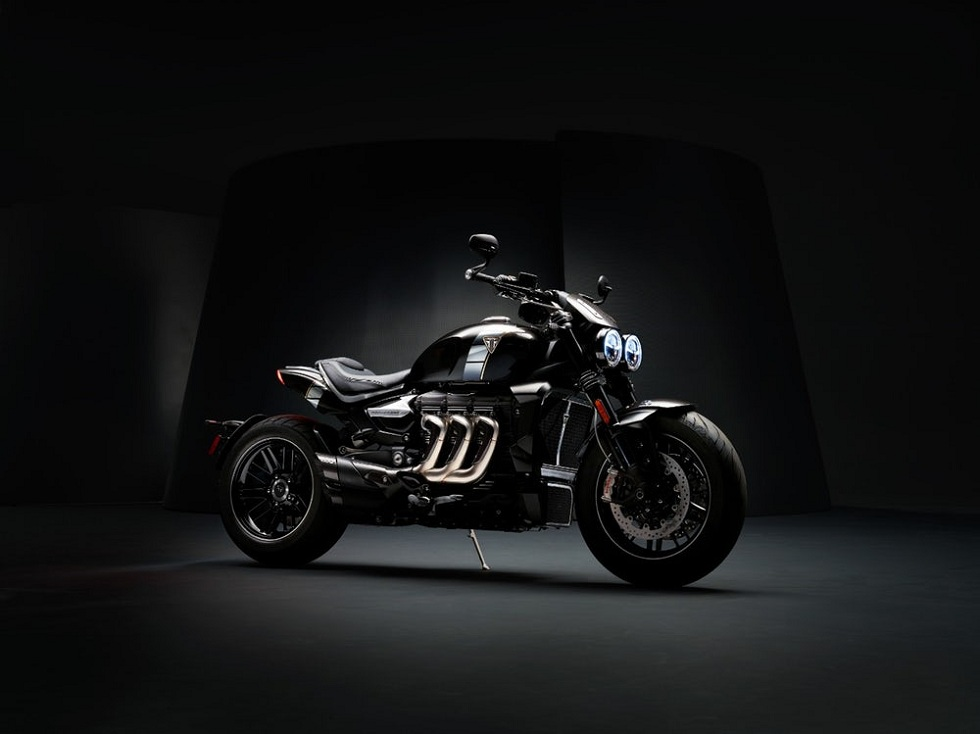 Triumph is back with Rocket 3 TFC Motorbike! The Monster