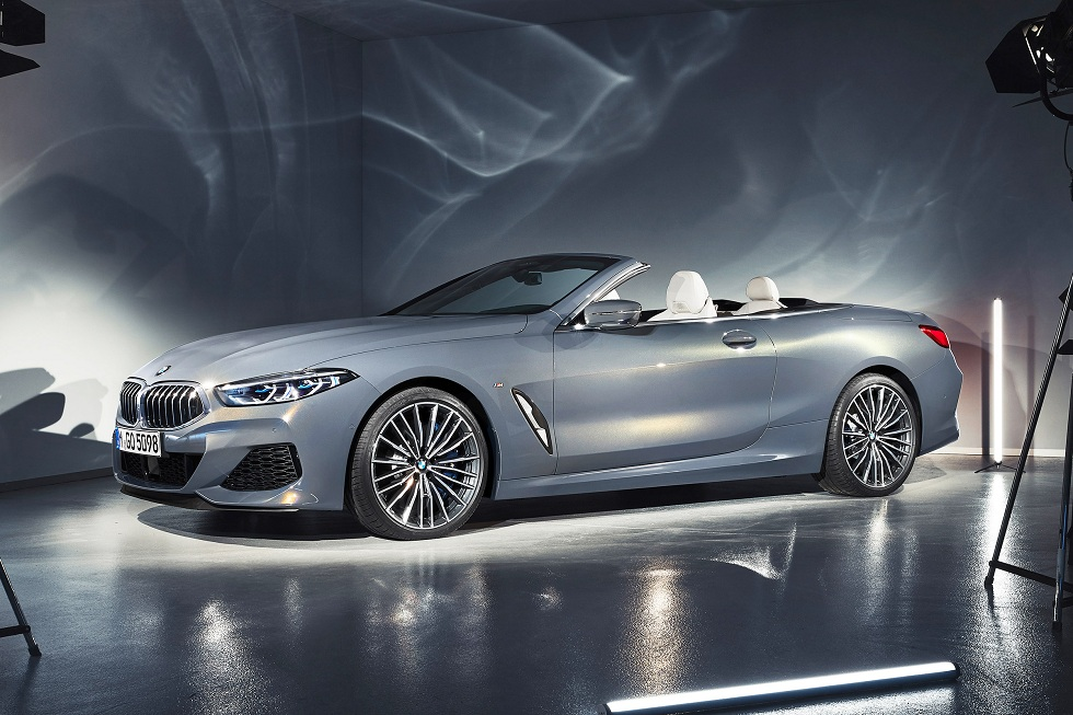 The BMW M8 Convertible! The New 8 Series