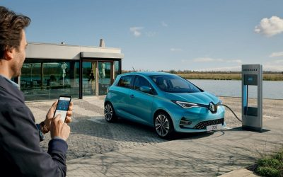 New Renault Zoe!  More Power and Bigger Battery