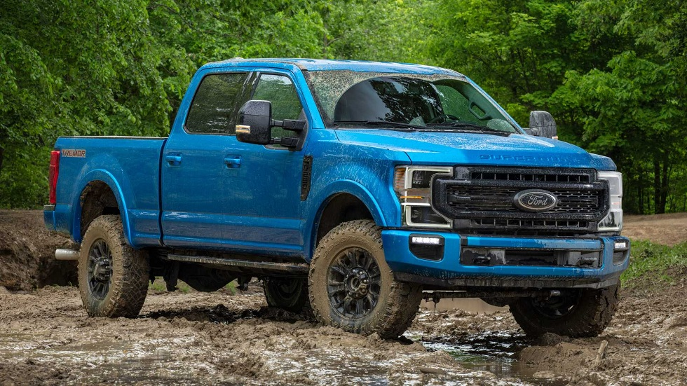 2020 Ford F-Series Super Duty Tremo! Your Choice
