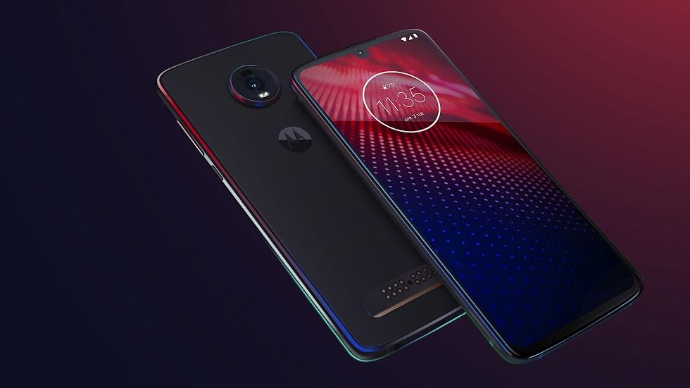 Motorola Moto z4! 5G and 48 Megapixel Phone