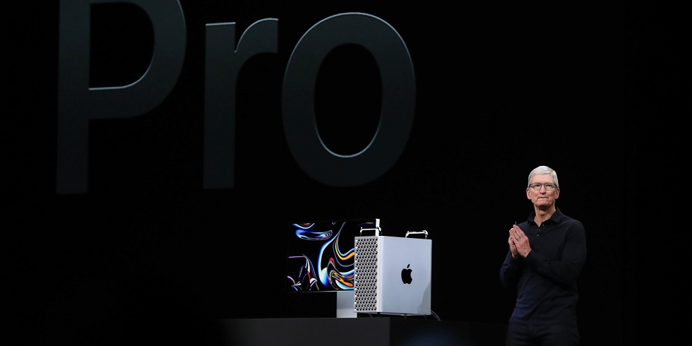 Apple's introduced new Mac Pro! With Pro Display XDR