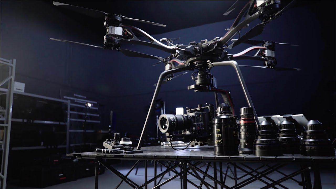 The DJI Storm! How it works