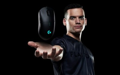 Logitech G Mouse Series to Get Hero 16 K Sensor