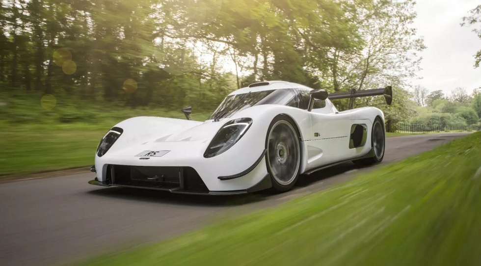 The new Ultima RS Hypercar! The Powerful