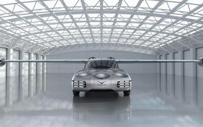 Aska flying car concept! The Future