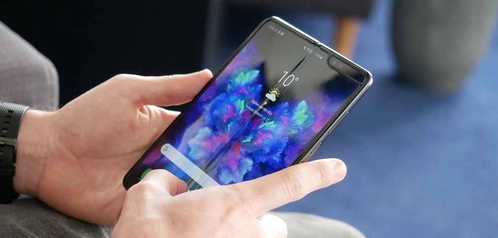 Next Galaxy Fold! 8-inch screen and S Pen