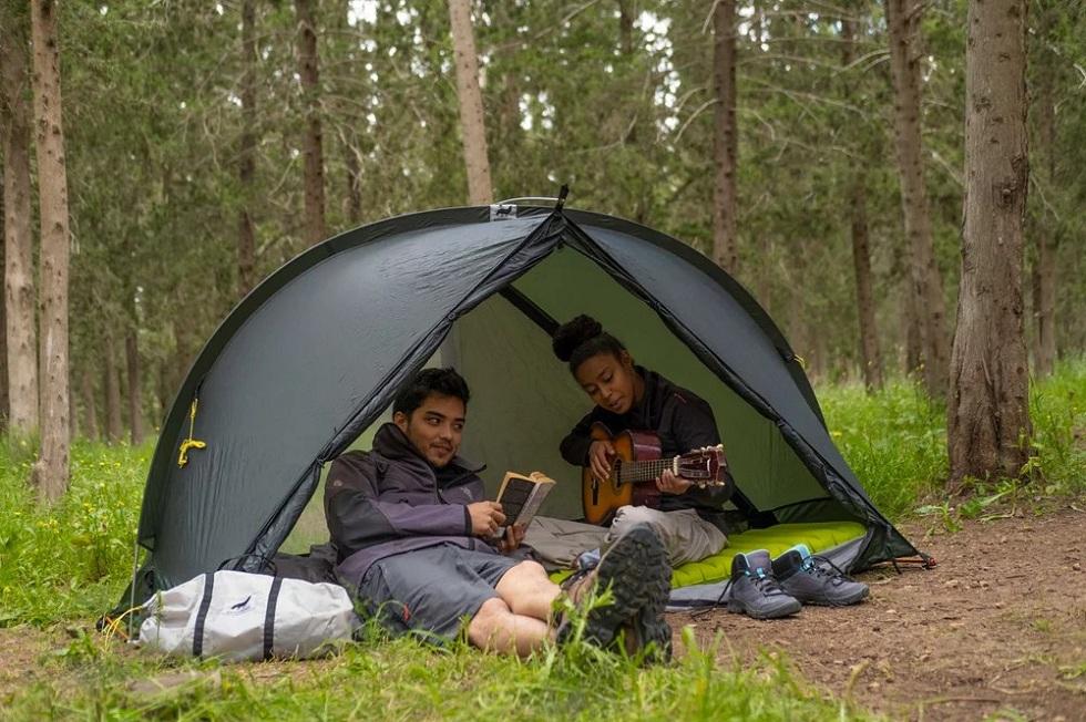RhinoWolf 2.0 Tent! Perfect Solution
