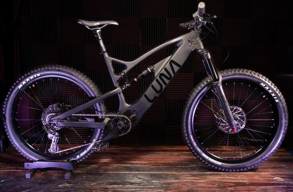 Luna X-1 Enduro ebike! Affordability and Style