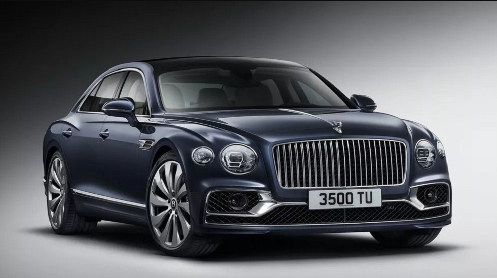 Bentley Flying Spur 2020! Luxury and Power