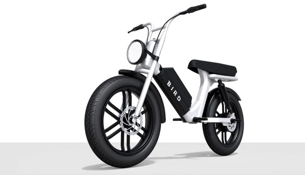 The Bird Cruiser! Electric Bike