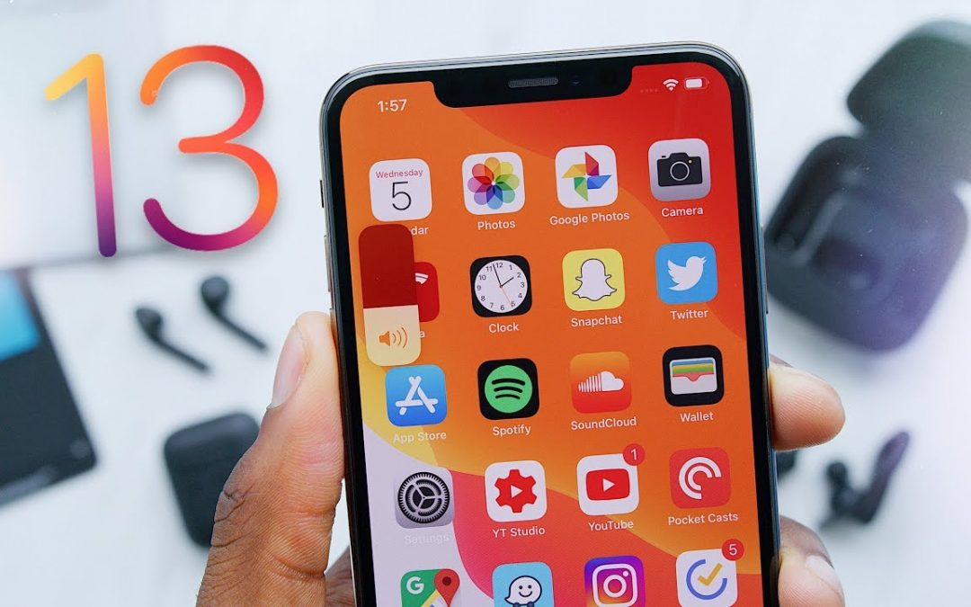 Apple Launched iOS 13! The Features