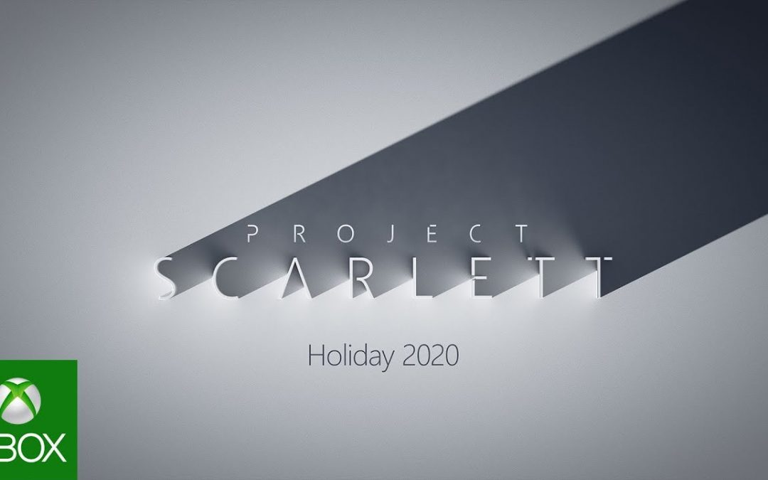 Xbox Project Scarlett! Gaming Revolution