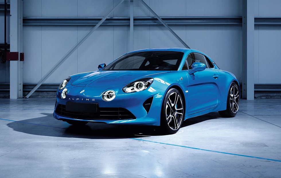The Alpine A110S! Faster and Expensive