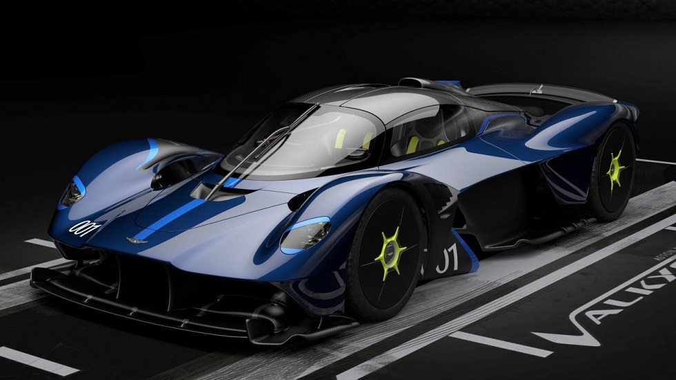 Aston Martin is ready with Valkyrie at Le Mans Race