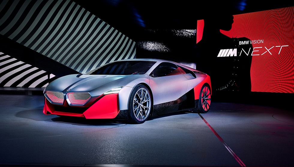 BMW Vision M Next Concept! The Fantastic and Futuristic