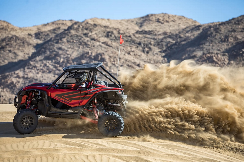 Honda's Latest UTV High-Tech Terrain! Get Ready
