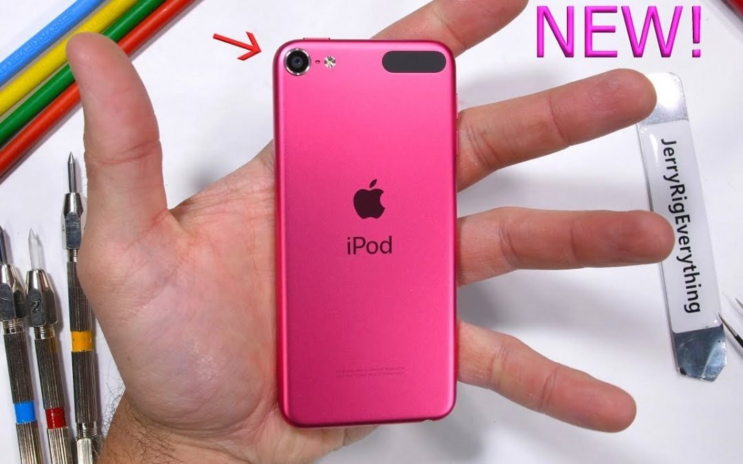 Do You Have iPod! The Touch Bend Test