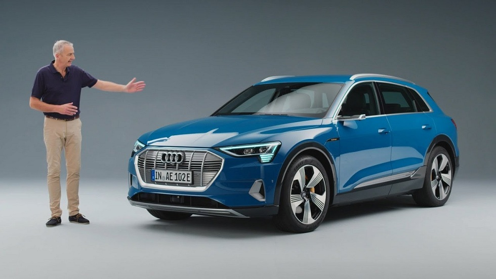 2019 Audi e-Tron U.S! Electric Edition