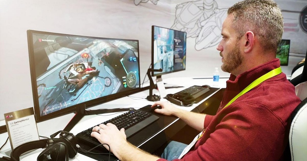 LG launches World' First IPS Gaming Monitor