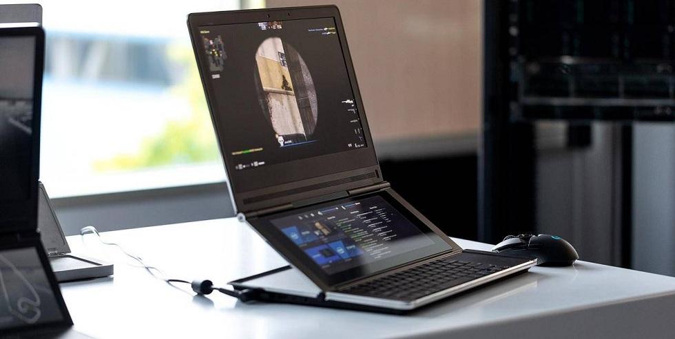 Intel's Honeycomb Glacier concept! Future Laptop