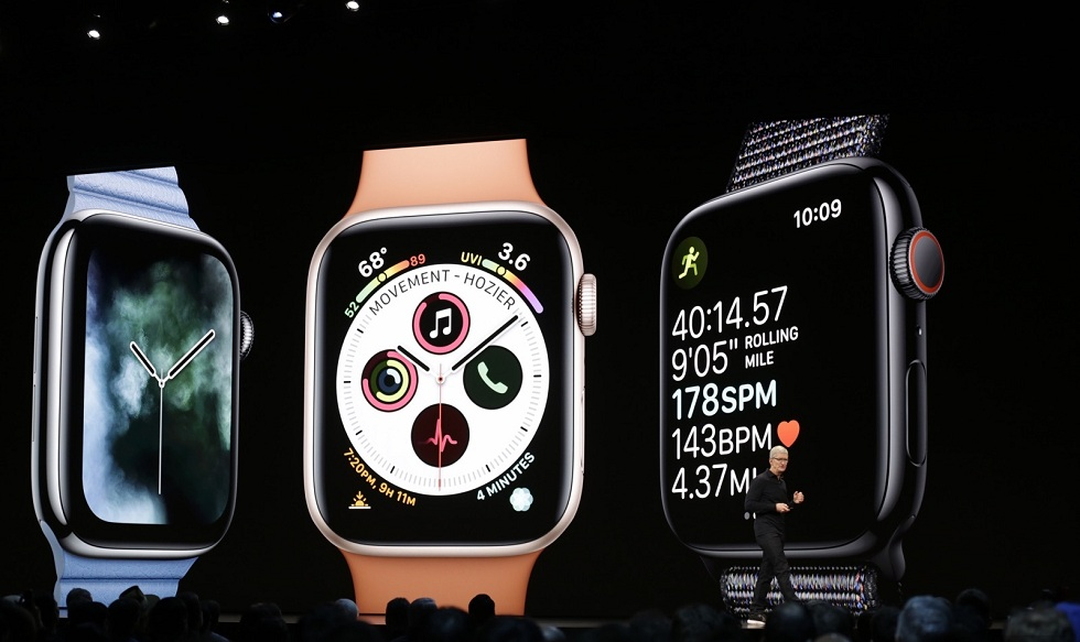 The new Apple Watch Faces! WatchOS 6