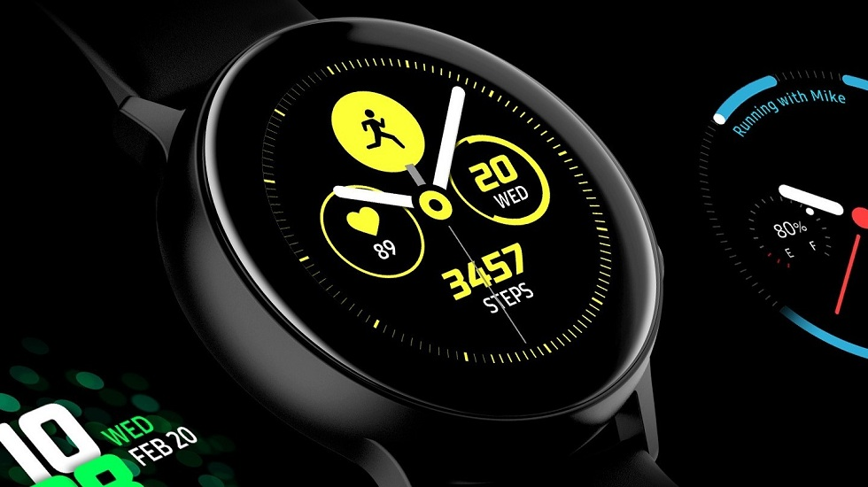 Galaxy Watch Active 2! Leaked Details