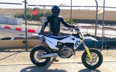 2020 The Husky FS 450! The Dirt Bike