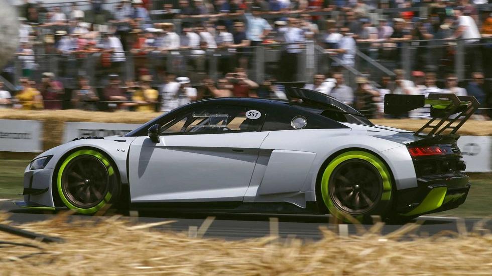 Audi Unveiled R8 LMS GT2! The Race Car Edition