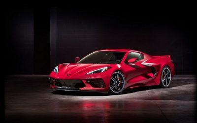 2020 Corvette Stingray C8! Sports Car