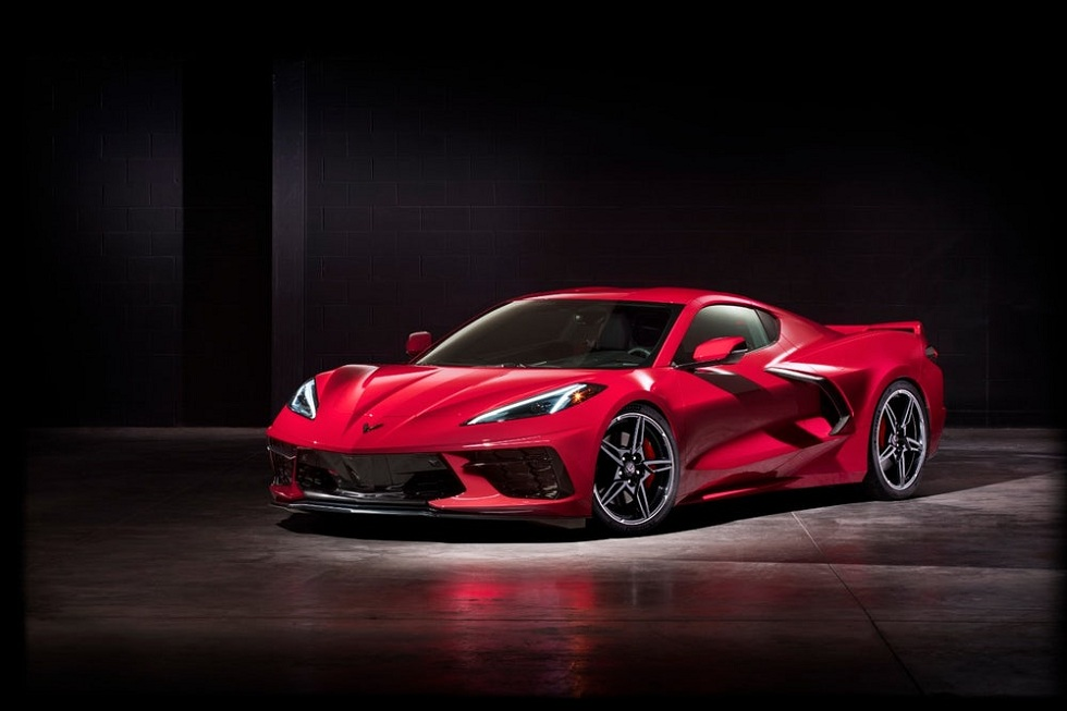 2020 Corvette Stingray C8! Sports Car