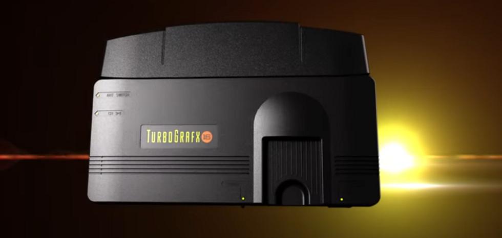 TurboGrafx-16 Mini! Got 50 Games