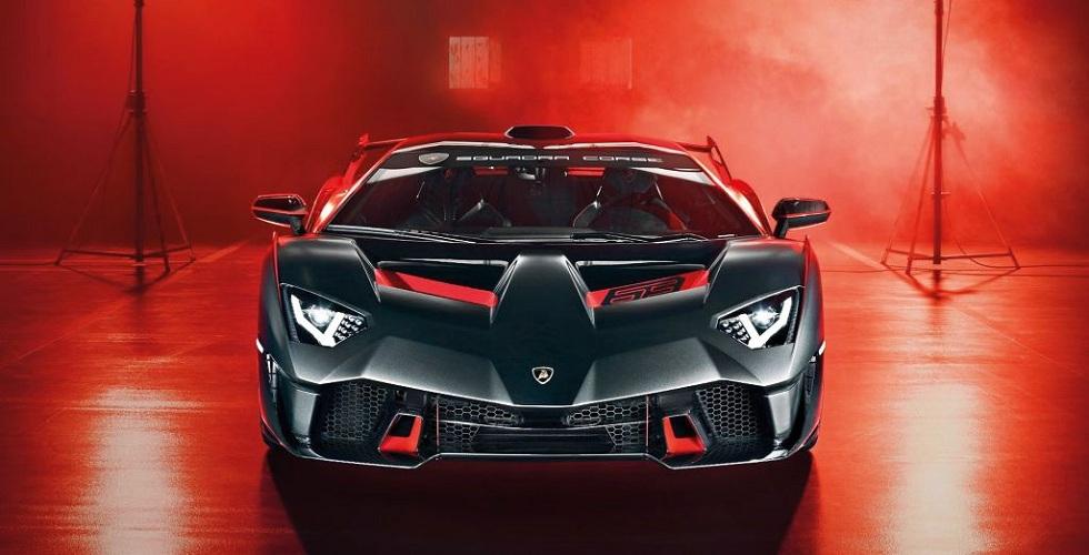 The Lamborghini SC18 Alston! Seriously Impressive