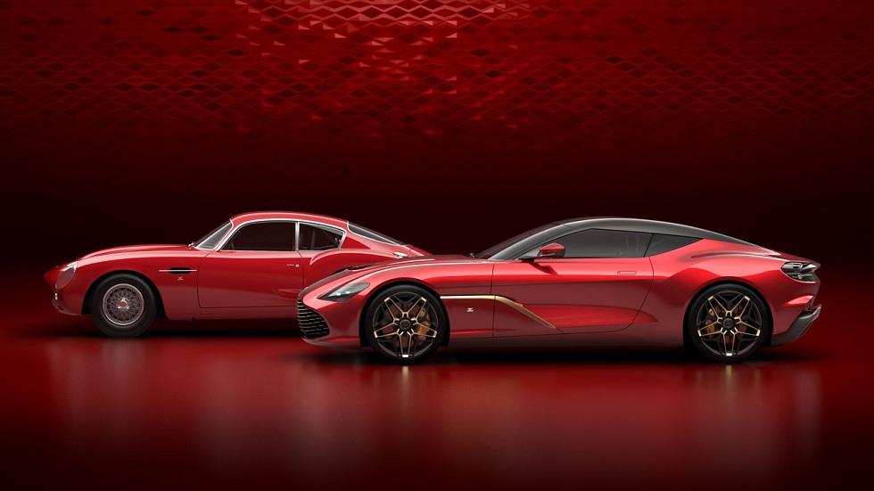 Aston Martin DBS GT Zagato! The Stunning Machine